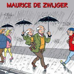 Maurice de zwijger